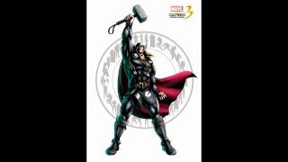 Marvel vs Capcom 3 - Theme of Thor