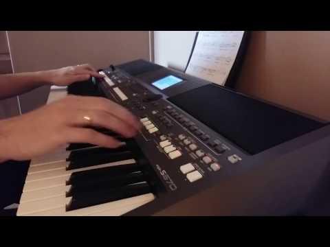 Love Story - on Yamaha PSR-S670