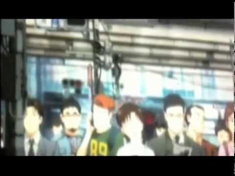 Evangelion Rebuild Matrix Trailer