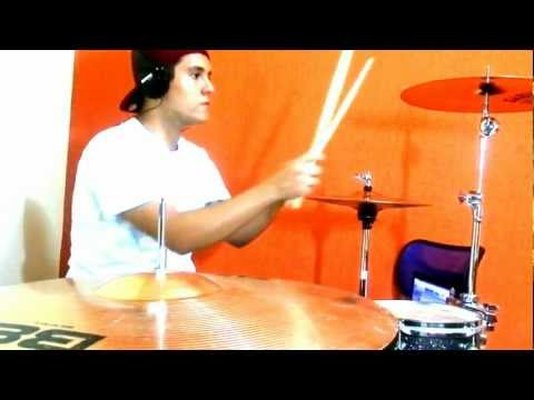 Jammin - Bob Marley (Benny Benassi Remix Radio Edit) Drum Jam by - Paulo Freitas
