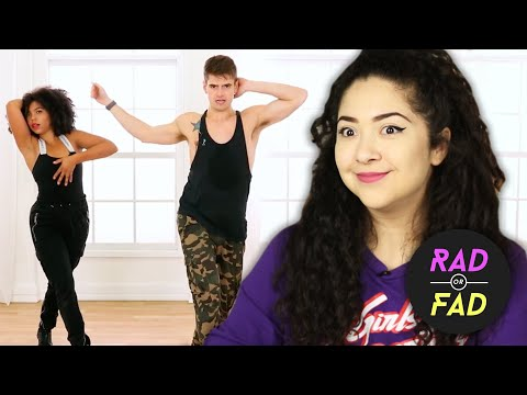 Women Try Dance Fitness For A Week thumbnail