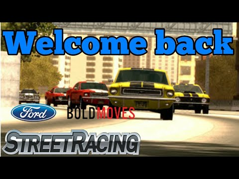 Welcome to the return of Ford Street Racing