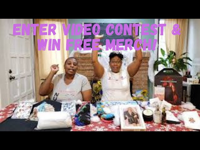 Enter JCM Free Video Contest & WIN FREE MERCH!