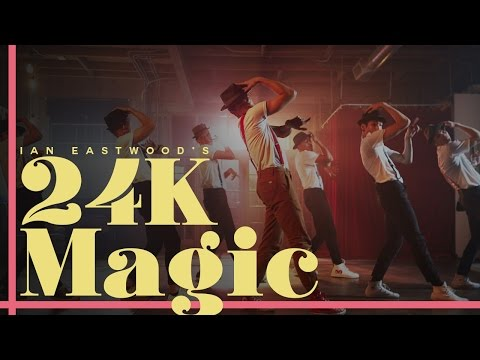 """24K Magic"" - [Bruno Mars] : Ian Eastwood & The Young Lions :"