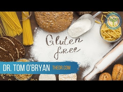 32 percent of GLUTEN FREE are not GLUTEN FREE