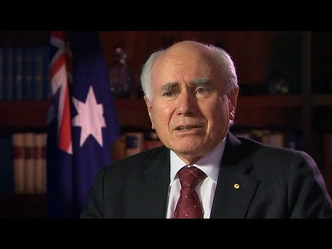 Extended Interview with John Howard
