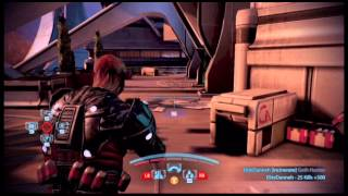 The Batarian Slasher Adept! Platinum Gameplay (Mass Effect 3)