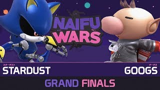 Grand finals of Naifu Wars #15! This event had 160 entrants. Full r...