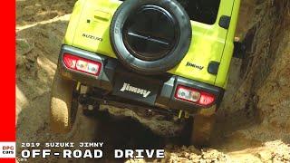 2019 Suzuki Jimny Off Road Drive