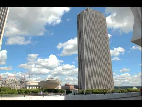 Empire State Plaza-Time Lapse 2012