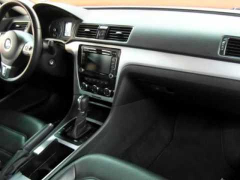 2012 VOLKSWAGEN Passat 4dr Sdn 2.5L Auto SE