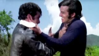 Vinod Khanna fights with Sameer, Pyaar Ka Rishta, Action Scene 13/13