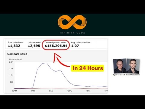 The Infinity Code Review Live Hangout Replay - Ask Two 8-Figure eCom Sellers ANYTHING