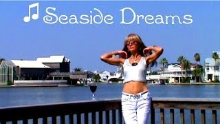 ♫ Blues Music - Relaxing Romantic Slow Blues - Instrumental Blues Guitar Solo - 'Seaside Dreams'