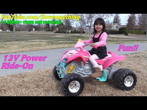 6 Volt Power Quad Assembly 6v Kids Atv Conversion To Higher Voltage