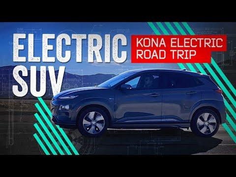 Kona Electric Road Trip: LA To Vegas In Hyundai's Long-Range EV