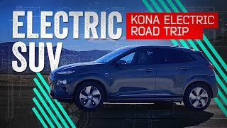 Kona Electric Road Trip: LA To Vegas In Hyundai's Long-Range EV