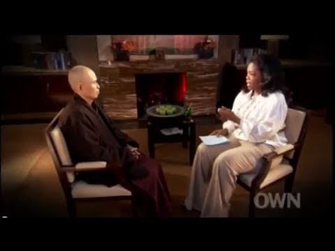 Oprah Winfrey talks with Thich Nhat Hanh Excerpt  Powerful