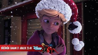 🎁Yılbaşı Özel 2 🎄  Mucize Uğur Böceği ile Kara Kedi  Disney Channel Türkiye