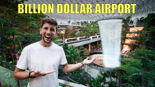 Why is this the BEST airport in the world? (Changi Singapore)