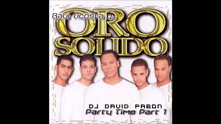 Mix merengue oro solido hasta las 15 - Dj David Pabon
