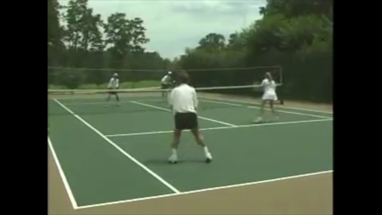 How to Improve Skill by Covering Your Tennis Net