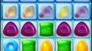 Candy Crush Jelly Saga - LEVEL 381 ★★★ STARS (No boosters)