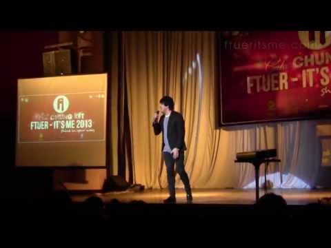 [Live at FTUer - It's me 2013] Thanh Bùi - Tình về nơi đâu   FTUERITSME.COM