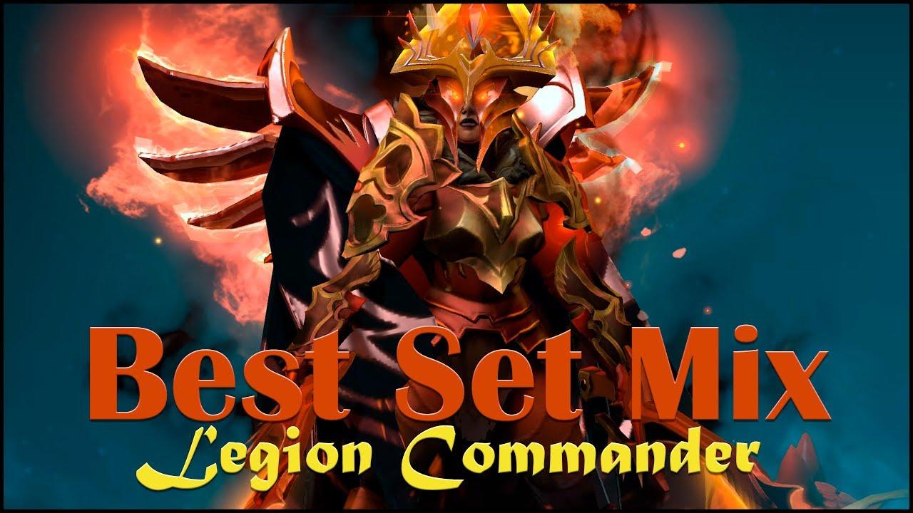 Legion Commander new immortal treasure III 2017 best set ...