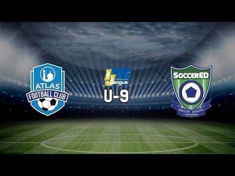 Atlas Football Club vs Soccered Soccer School [Indonesia Junior League 2019] [U-9] 7-7-2019