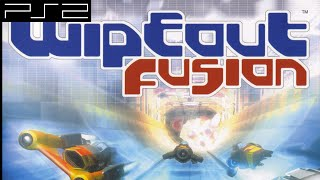 Playthrough [PS2] Wipeout Fusion