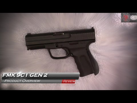 Is it and American Glock? FMK 9C1 Gen 2 Review