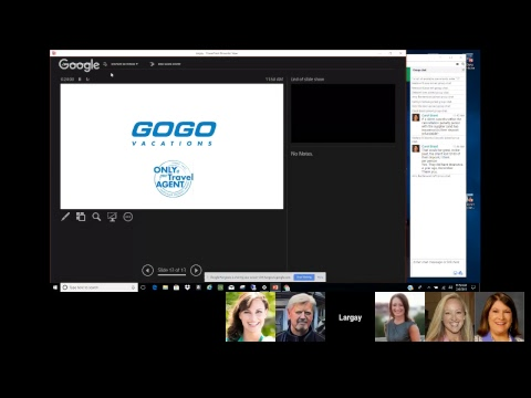 Hangout with GOGO Vacations