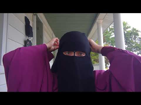 Product Review: Tasnim Collections Jilbab and XXL Niqab!