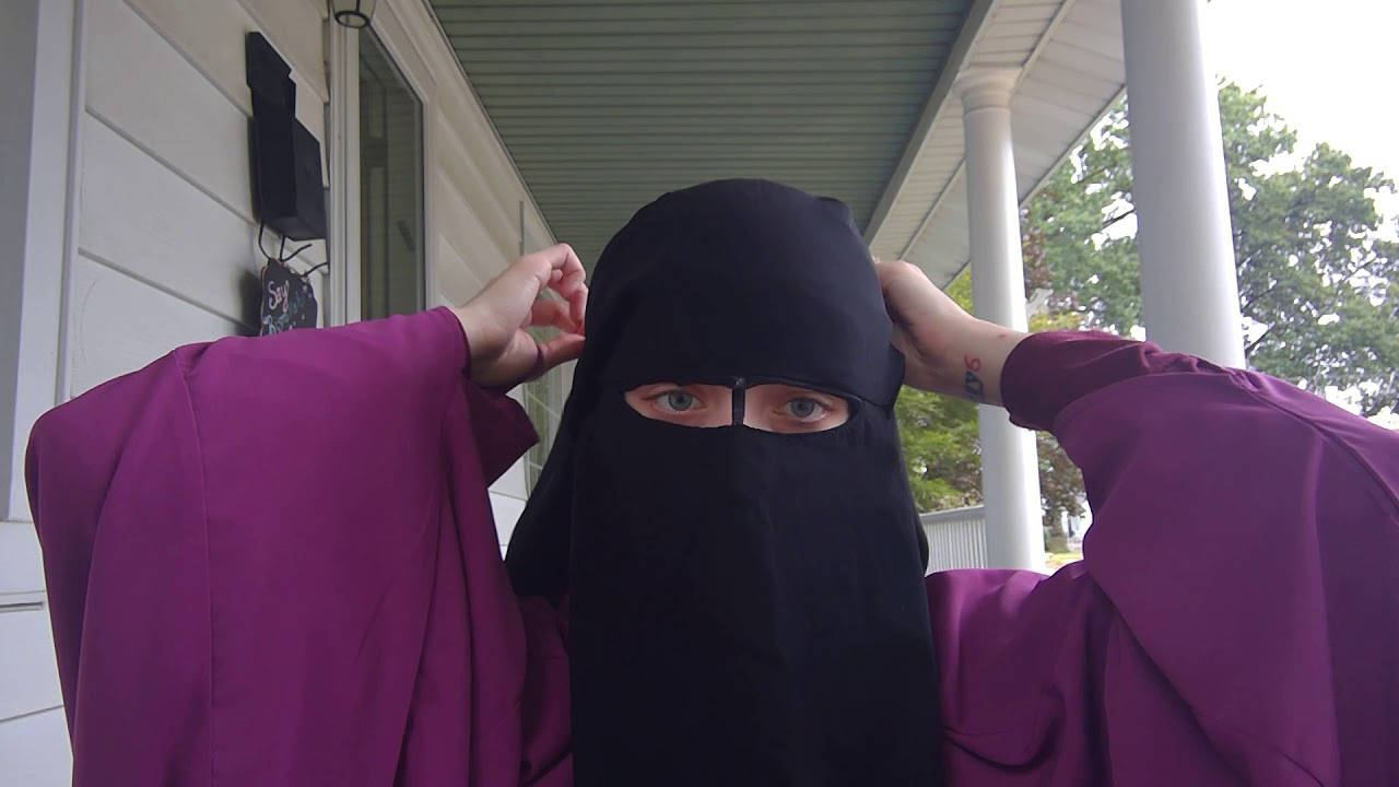 Product Review Tasnim Collections Jilbab And Xxl Niqab By Rivka Sajida