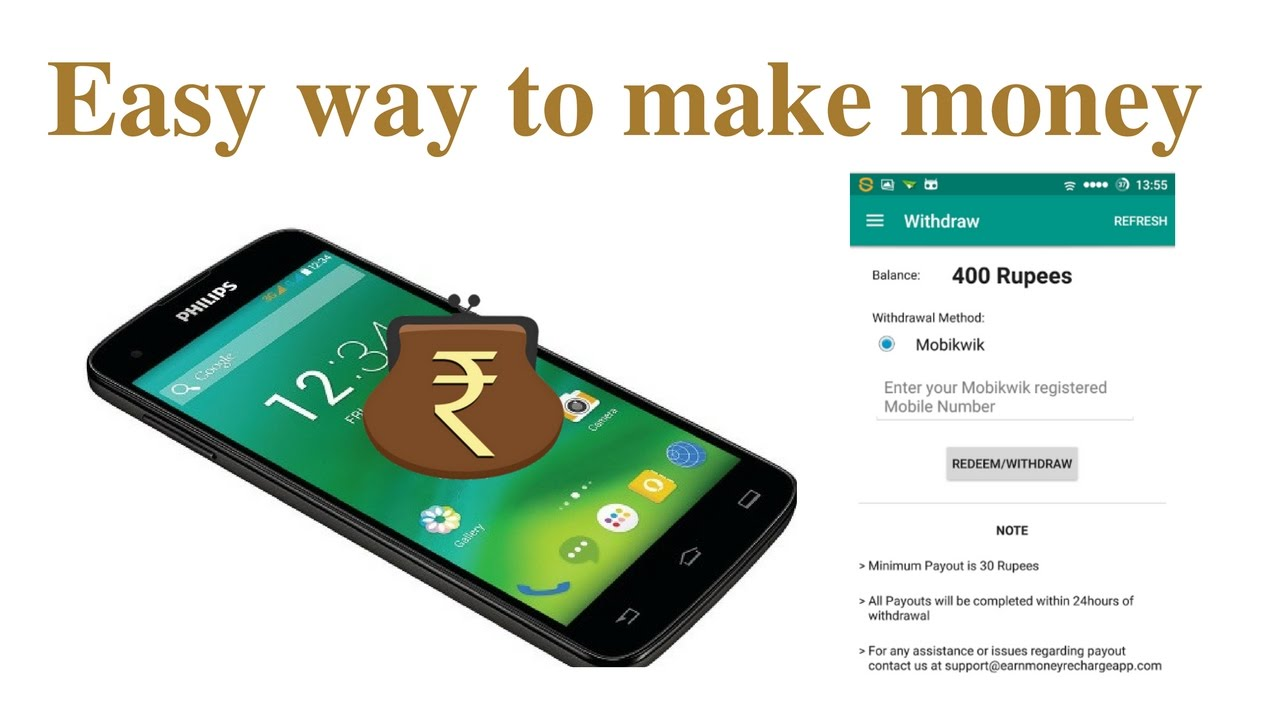 Earn Money Android In Tamil