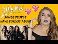 Little Mix Songs People Have Forgotten About REACTION - Elise Wheeler