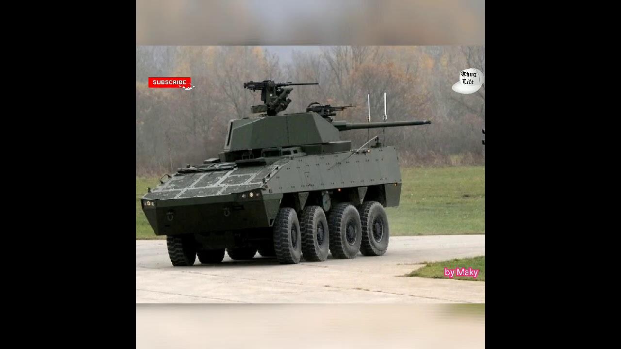 Download Croatian Army Patria AMV 8x8🇭🇷🇭🇷Hrvatska Vojska Patria AMV 8x8by Maky