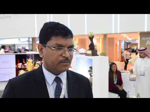 Cherian Chacko, corporate sales and marketing director, hotels and resorts, Al Khozama