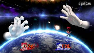Super Smash Bros for Wii U Classic Mode Play Through