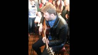 James Arthur performs Hometown Glory