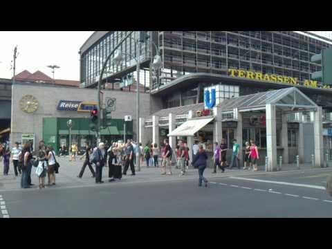 Zoologischer Garten Berlin - Sony Ericsson Vivaz Kamera Test - 720p HD Video Sample
