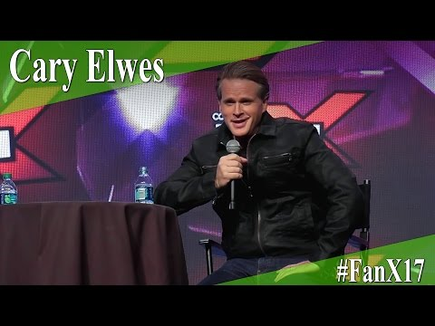 Cary Elwes  Full PanelQ&A  X 2017