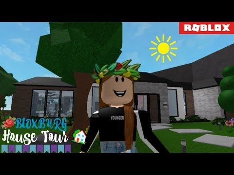 Welcome To Bloxburg:House Tour