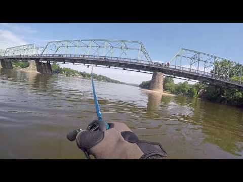 Canoe Fishing Delaware River New Hope/Lambertville