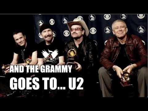 And The Grammy Awards Goes To... U2