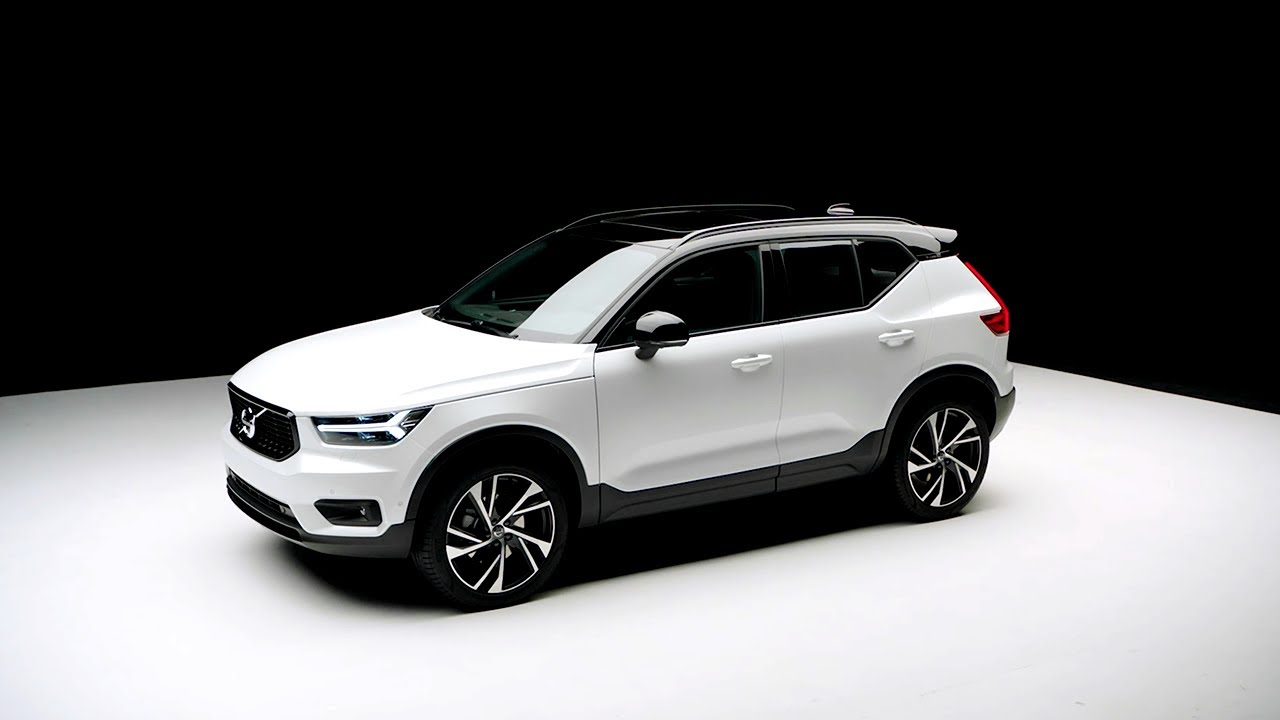 the new volvo xc40 walk around youtube. Black Bedroom Furniture Sets. Home Design Ideas