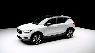 The New Volvo XC40: Walk Around