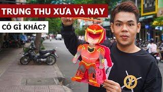 Trung Thu xưa và nay có gì khác? (Oops Banana Vlog #36)
