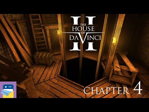 The House of Da Vinci 2: Chapter 4 Badia Fiorentina Walkthrough & Gameplay (by Blue Brain Games)